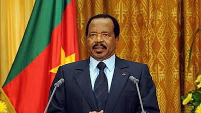 Cameroon president orders charges dropped, release of Anglophone leaders