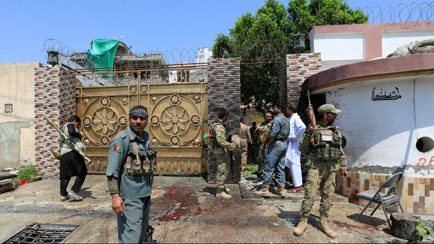 داعش مسئولیت حمله به منزل نماینده مجلس افغانستان را برعهده گرفت