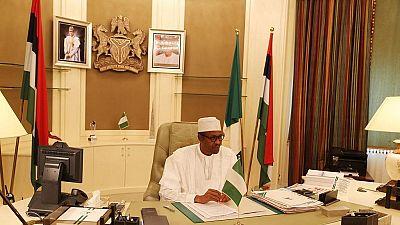 Nigeria : première réunion du conseil des ministres de Buhari depuis son retour