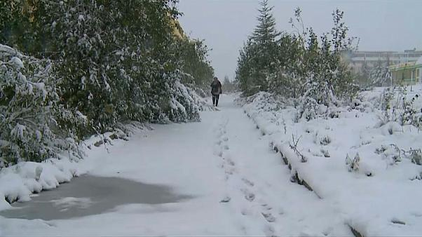 d5f2d87f8 الثلج في روسيا صيفا | Euronews