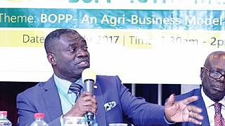 Ghana: le vice-ministre de l'Agriculture démissionne