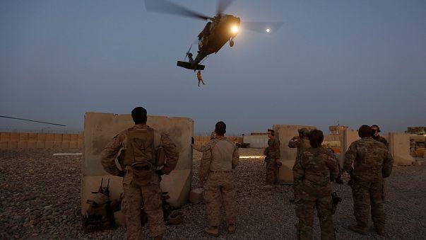 البنتاغون يقر بوجود 11 ألف جندي أمريكي في أفغانستان