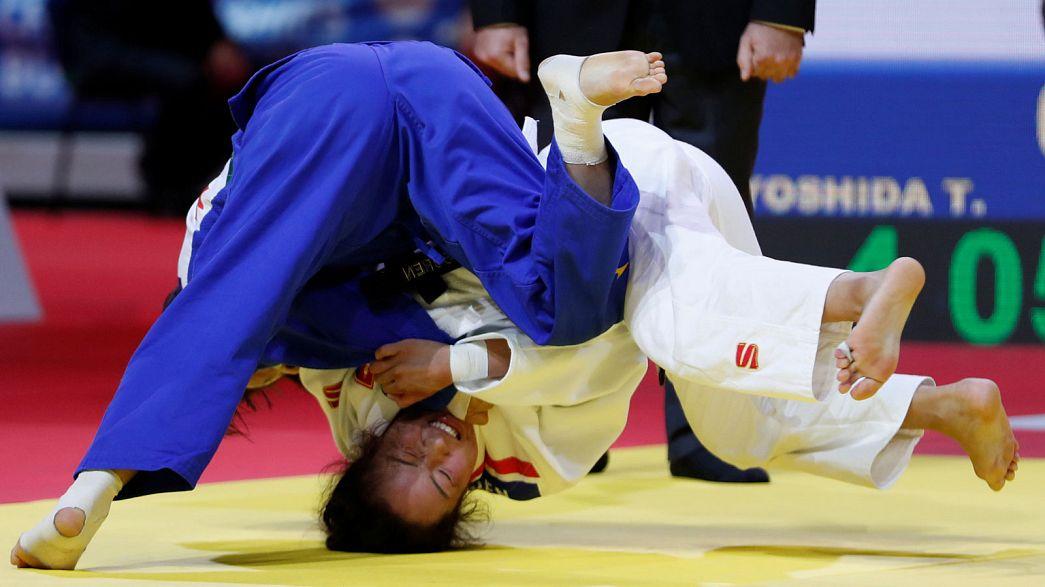 Judo'da madalyalara Japon ambargosu