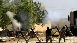 Irak-Suriye sınırında IŞİD operasyonu