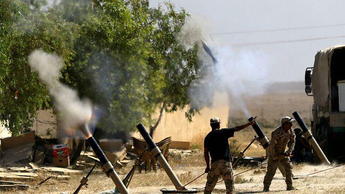 Irak: ég a talaj az iszlamisták talpa alatt