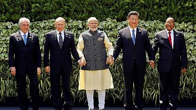 China invites Egypt, Kenya to 2017 BRICS Summit