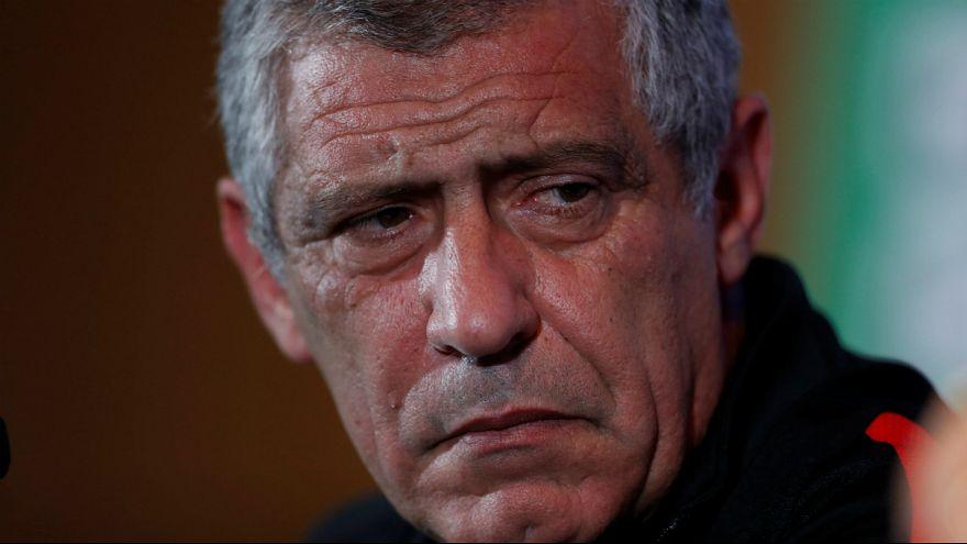 Fernando Santos não acredita em facilidades frente às Ilhas Faroé