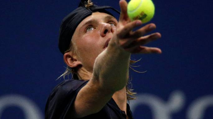 US Open: Shapovalov upsets Tsonga