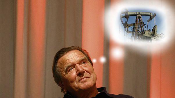 Altkanzler Schröder verteidigt Engagement bei Russlands Ölindustrie