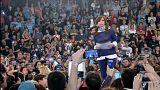 """Cristina Fernández tras su triunfo electoral: """"Podemos ganar en octubre"""""""