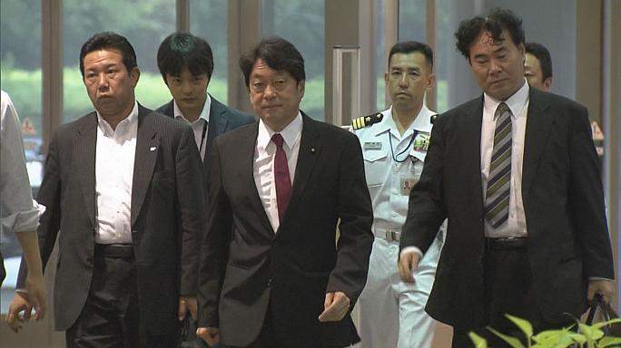 """""""Room for diplomacy"""" with North Korea - Japan"""