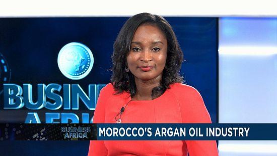 L'industrie de l'huile d'argan au Maroc, les réformes agricoles au Zimbabwe [Business Africa]