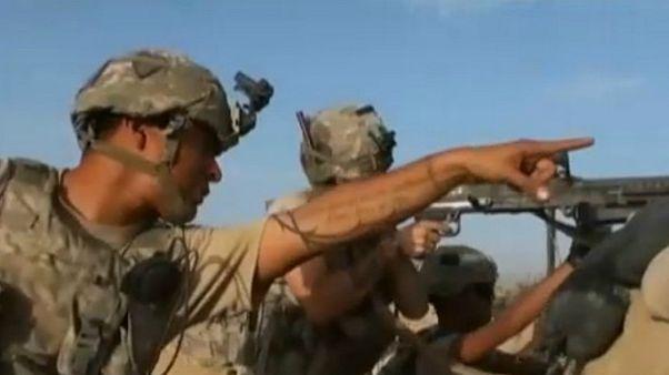 EUA aumenta presença militar no Afeganistão