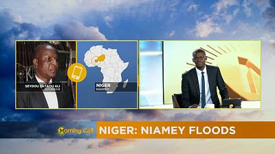 Niger : inondations meurtrières à Niamey [The Morning Call]