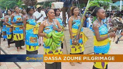 Voyage au cœur de la Grotte Notre Dame Arigbo de Dassa au Bénin [The Morning Call]
