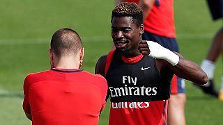 Serge Aurier rejoint Tottenham pour 25 millions d'Euros