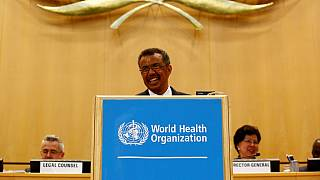 Global access to health 'more a political than economic challenge': WHO boss