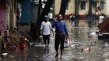 Fresh downpours spread misery across South Asia