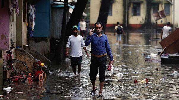 Южная Азия уходит под воду