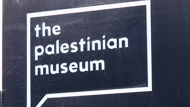 First exhibition in the Palestinian Museum
