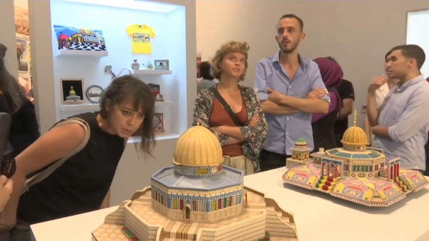حياة القدس :أول معرض في متحف تاريخ فلسطين
