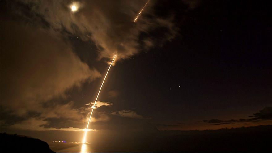 چرا آمریکا موشک کره شمالی را ساقط نکرد؟