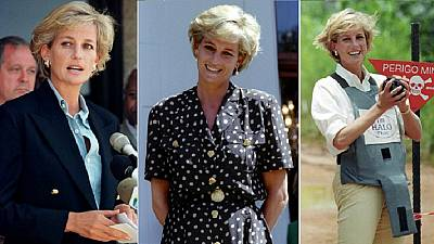 20th death anniversary: Princess Diana's Africa visits [Photos]