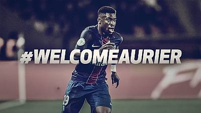 Ivory Coast's Serge Aurier joins English top flight side, Tottenham from PSG