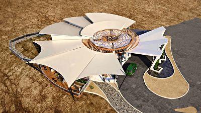 World's longest zip line to open in the UAE