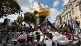 London and Paris remember Princess Diana, 20 years on