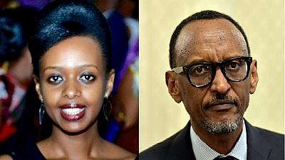 Rwandan police deny holding opposition politician Rwigara