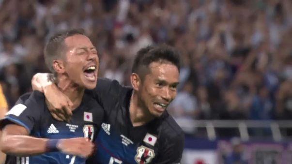 Football : le Japon qualifié pour le Mondial