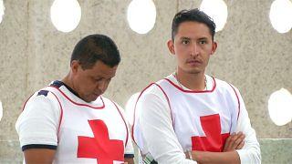 México envia ajuda para os Estados Unidos