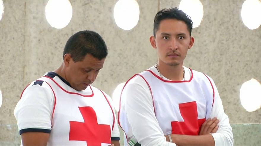 Tempête Harvey : le Mexique au secours du Texas