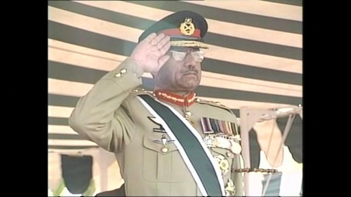 """Tribunal considera que Musharraf é um """"fugitivo"""" da Justiça"""