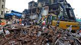 Десятки погибших в результате обрушения аварийного дома