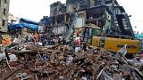 Mumbai: Tote bei Hauseinsturz