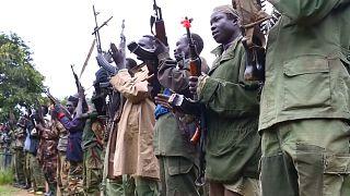 Soudan du Sud : les rebelles à court de munitions [no comment]