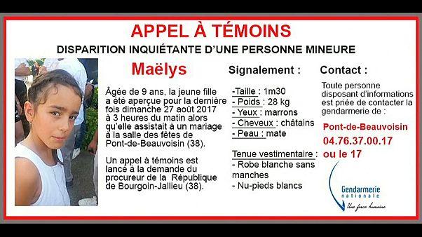 Suspeito detido em França pelo desaparecimento de criança lusodescendente