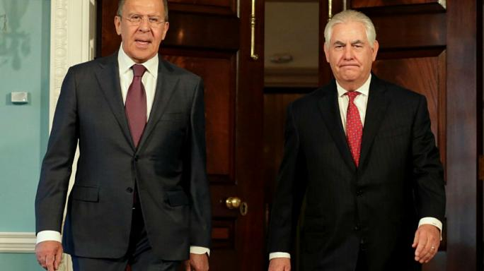 USA-Russland: Auge um Auge, Zahn um Zahn?