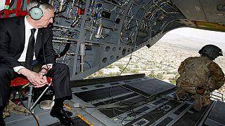 وزیر دفاع آمریکا دستور اعزام نیروهای بیشتر به افغانستان را امضا کرد