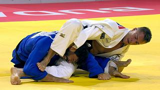 Shock men's victories on day four of Judo World Championships