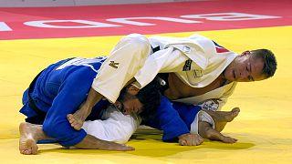 Judo: Favoritos fora do pódio em Budapeste