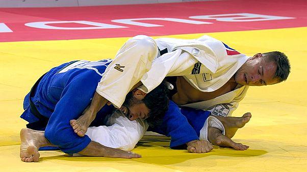 El alemán Wieczerzak da la sorpresa en el Campeonato del Mundo de Judo