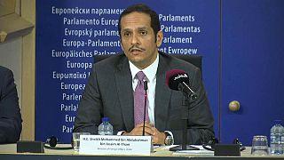 """وزير خارجية قطر ليورونيوز: """"فشلنا في التوصل إلى تسوية داخل دول مجلس التعاون"""""""