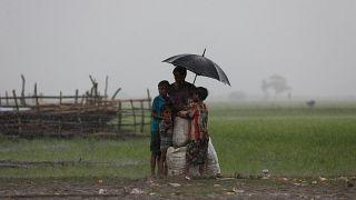 Naufrágio mata 38 rohingya