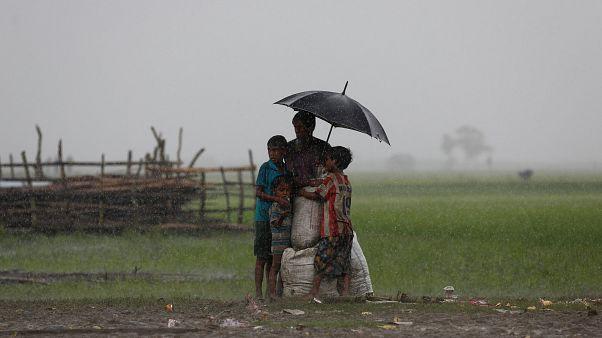 На пути в Бангладеш затонули три лодки с беженцами-рохинджа
