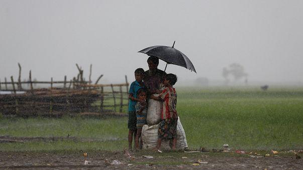 Bangladesh: recuperati corpi di 26 Rohingya in fuga dall'inferno del Myanmar