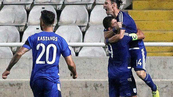«Σούπερ» Κύπρος, 3-2 τη Βοσνία με ανατροπή - Λευκή ισοπαλία για Ελλάδα