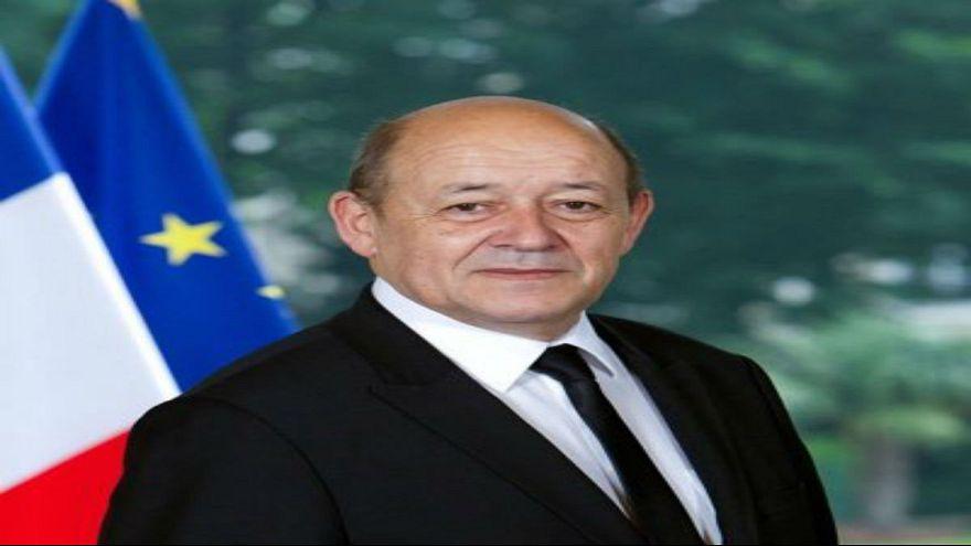 وزير خارجية فرنسا يزور ليبيا للضغط من أجل تنفيذ اتفاق السلام